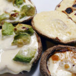 椎茸と塩麹マヨネーズソースの合わせ焼