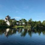 城址公園、松川周辺の景色(富山市)…驚くような風景に出会うかも?