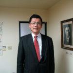 2012年度の日本商工会議所青年部会長を経験