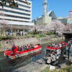 先人たちの高い見識が富山のセーヌ川、松川を救う