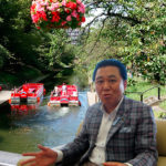 """松川雨水貯留施設完成!環境未来都市への挑戦"" 富山市長 森 雅志さん"