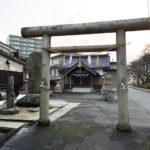 金刀比羅(ことひら)神社(富山市)