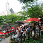 神通川によって産み落とされた、神聖な松川 ふさわしい整備・管理で魅力を高めよう!