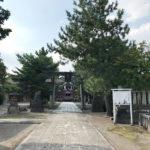 鹿嶋神社―鱒の寿司のルーツは祭り寿司?