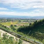 呉羽丘陵の御鷹台(富山市)