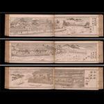 松川がまだ広い神通川だった頃、川沿いにはたくさんの貸し座敷・料亭があった