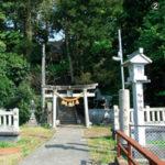 太閤山、日宮城跡(射水市)