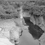 神通峡〈片路峡〉(富山市[旧大沢野町・旧 細入村])