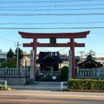 諏訪社(富山市諏訪川原)は富山城西の搦手を守った神通川の水神「大将軍」にちなんだ「大将軍淵」の後身?